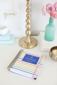The 2014 Simplified Planner ® by Emily Ley! A daily agenda designed to help you make what matters most happen. $56   Image by Shay Cochrane