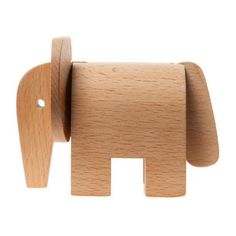 karl zahn | interchangeable dovetail animals (available in elephant, dog, horse, alpaca)
