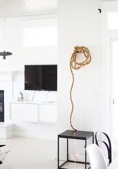 rope light DIY