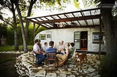 Chic 1953 Spartanette Guesthouse in Austin $99/night