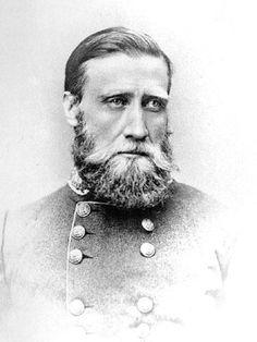 Major General John Bell Hood, CSA (1831–1879)