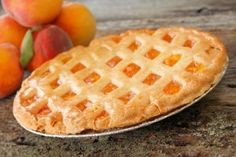 The Chew: Carla Hall Cast Iron Peach Pie Recipe