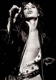 Mick Jagger   rolling stones   hotness   rock star   rock and roll   singer   performer   dancing   swag