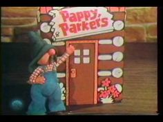 1974 Pappy Parker Chicken Commercial
