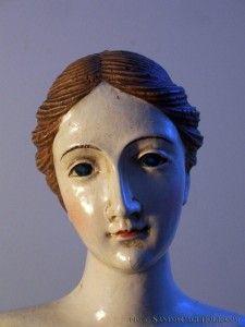 Santos Doll Closeup