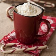 Copycat Starbucks Peppermint Latte
