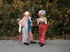Then: Clowning Around in Brother Vs. Brother Season 1: Photo Highlights From Episode 2 from HGTV