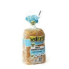 Udi's Gluten Free White Sandwich Bread (1 Case): Amazon.com: Grocery & Gourmet Food