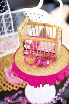 idea, baby shower decorations, shower cake, royal babies, baby shower themes, royal baby shower theme, cribs, babi shower, baby showers