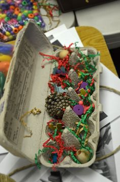 Check out the Gabriel Foundation Blog - they have great ideas for home-made bird toys!