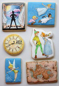 Disney Peter Pan Cookie Set