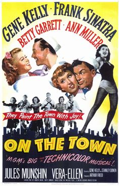 on the town {1949}