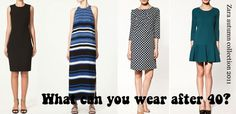 How to dress after 40 and still look hip? Some dressing tips for women over 40