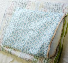 How to sew a wet bag for cloth diapers