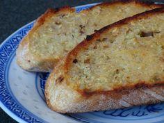 Garlic Garlic Bread