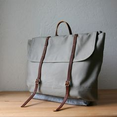 Love the simplicity of this bag: http://svpply.com/item/951830/As_Seen_in_Whole_Living_Magazine