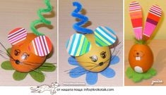 ... eggs, egg crafts