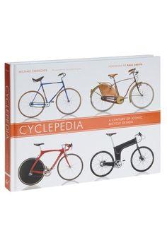 Cyclepedia | Mod Retro Vintage Books | ModCloth.com - StyleSays