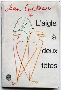 Jean Cocteau,1969