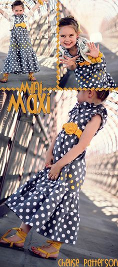 mini maxi... many cute tutorials