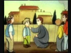 SAINT FOR KIDS - YouTube video short stories about  Don Bosco, Mary, Paul