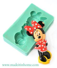 Disney Cake Decorating Moulds : Disney characters on Pinterest Fondant, Polymer Clay ...