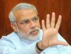Gujarat Chief Minister Narendra Modi slamed FDI in retail