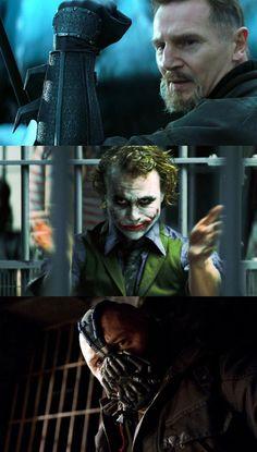 Batman's Villains