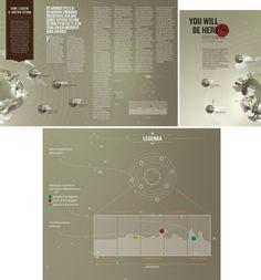 Map of the Future - Editorial Design - Creattica