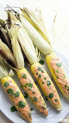 Mix things up tonight and try our chipotle corn on the cob!