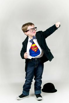 Superman!!  Little Ones - Jenn Harvey Photography