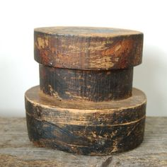 Antique Wooden Millinery Hat Block Forms