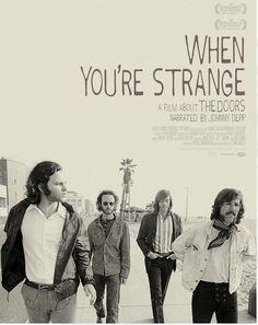:: When you're strange ::