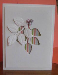 CAS leaf card
