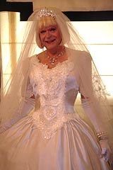 beautiful cross dressing service bride