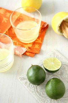 How to: Store (Freeze) Lemon & Lime Juice...Great to have on hand for recipes & cocktail. | cookincanuck.com