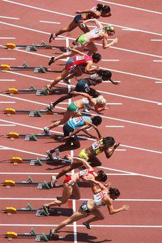 Olympics Track n' Field