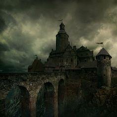 Czocha Castle, Poland photo via kaitlyn
