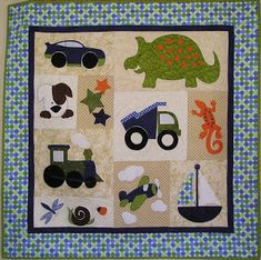 """""""Rough & Tumble"""", 42""""x 42"""", quilt pattern at Ribbon Candy Quilts"""
