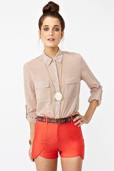 sheer shirts <3
