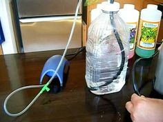 Part 5: How to build extremely simple hydroponics system