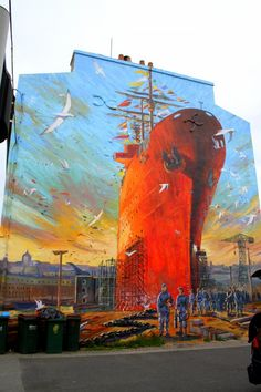 STREET ART UTOPIA » We declare the world as our canvasSTREET ART UTOPIA » 4/11 » We declare the world as our canvas
