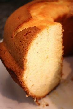 eggnog pound cake -only 5 ingredients!