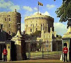 castl england, windsor castl