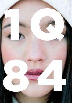 Haruki Murakami Book Covers IQ84
