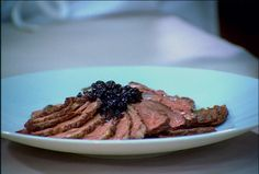 Herb Crusted Beef Tenderloin from FoodNetwork.com