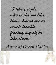 Aunt Josephine~Anne of Green Gables ~ For Brit