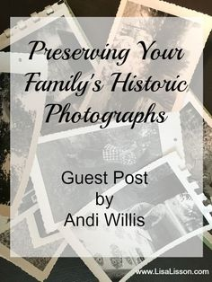 Preserving Your Fami
