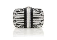 Art deco clutch | 100 Layer Cake