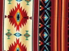 Native American fabric designs